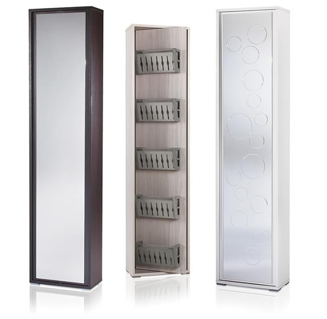 Scarpiere ingressi cassettiere portabiti specchiere for Scarpiere moderne