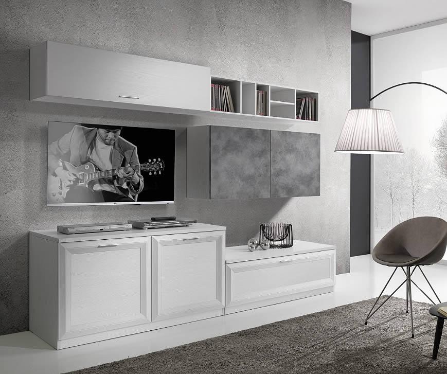 Soggiorni, pareti soggiorno, mobili in brianza ad Albiate ...