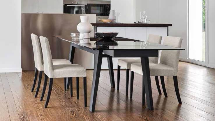 Tavoli mobili maspero mobili in brianza ad albiate milano for Tavolo atelier calligaris